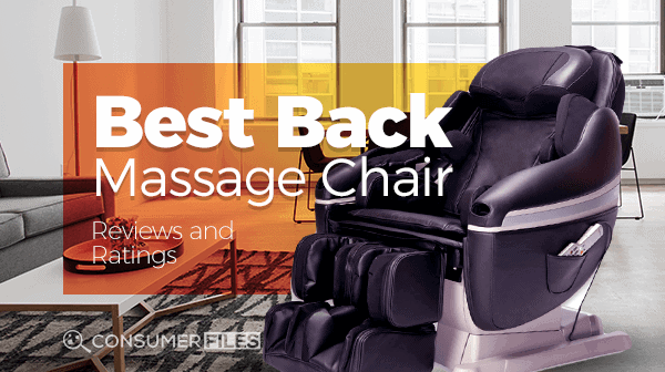Best Back Massage Chair Reviews and Ratings - Consumer Files