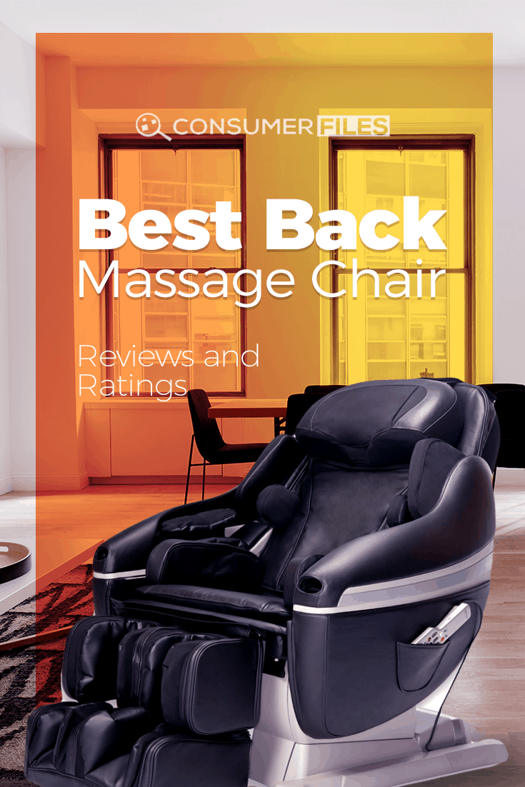 If you're shopping for the best back #massagechair but aren't sure which to buy, this article introduces you to four great options.