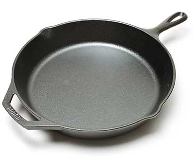 Cast Iron Cookware Classic Cast Iron Pan - Consumer Files