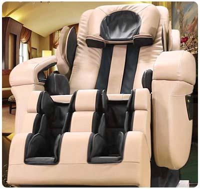 Luraco Massage Chair I7 Cream Front   Consumer Files