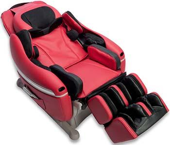 Back And Seat Vibration Massage