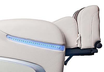 Osaki OS 3000 Massage Chair Chromotherapy - Consumer Files