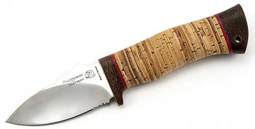 Russian Hunting Knife STING Hunting Knife - Consumer Files