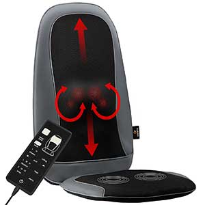 Best Rated Massage Chair best massage chair cushion review - consumer files