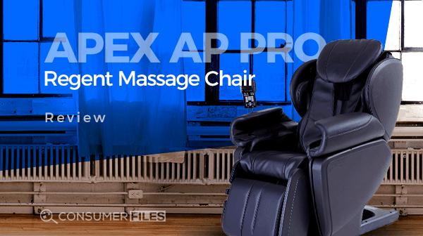 Apex AP Pro Regent Massage Chair Review 2018