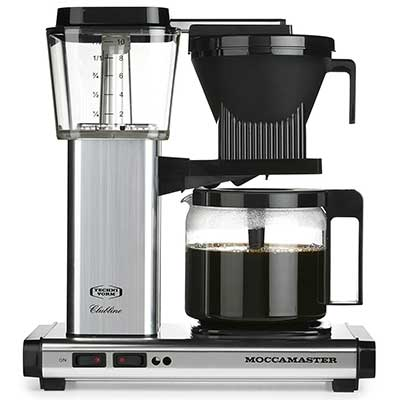 An image of technivorm coffee maker vs bonavita
