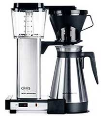 Bonavita Coffee Maker vs Technivorm Moccamaster KBT Coffee Maker - Consumer Files