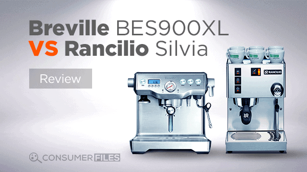 Breville_BES900XL_vs_Rancilio_Silvia_Review-Consumer-Files-2