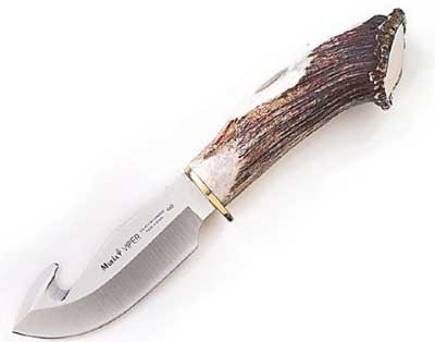 Muela Hunting Knives Muela Viper Model - Consumer Files
