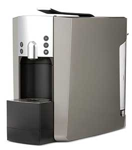 An image of Starbucks Verismo 600 System in Silver