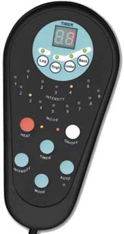 An Image of T&D Remote for T&D Massaging Recliner Review