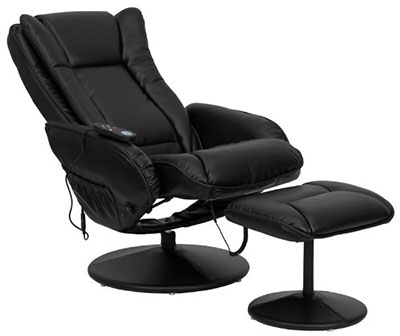 An Image of T&D Swivel Base Massage Chair for T&D Massaging Recliner Review