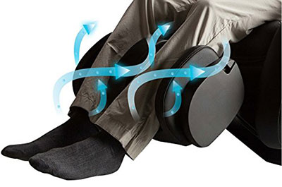 An Image of WholeBody 5.1 Foot Massage for T&D Massaging Recliner Review