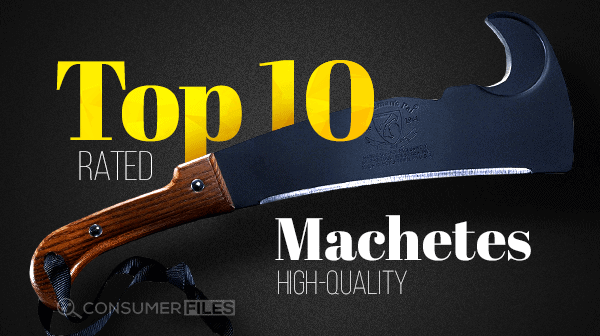 Top 10 Rated High-Quality Machetes Review 2018