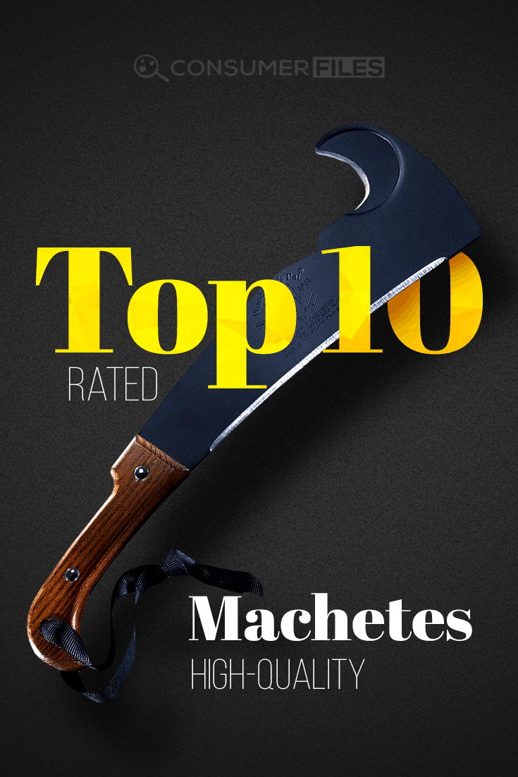We give you ten of the best machetes in the market today that you need to consider for your next purchase. Find out what are our top picks for each type of machete and their varied uses.