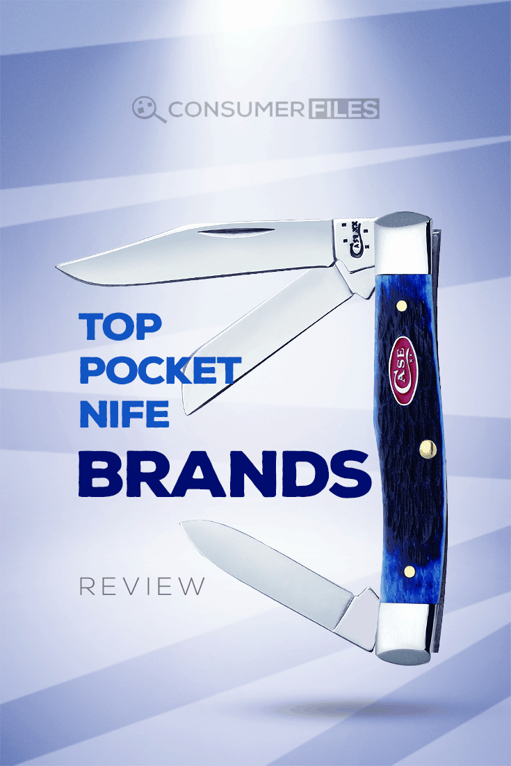 Looking for the top #pocketknife brands? We took care of the guesswork for you with the four best pocket knife brands and a look at what they have to offer.