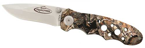 Utica Pocket Knives 91-RT191CP Body Lock Knife - Consumer Files