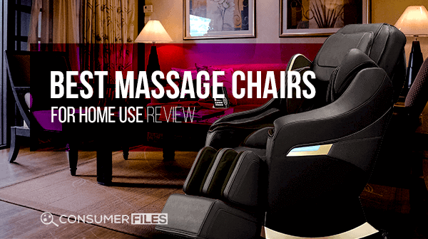 Best Massage Chairs For Home Use Review 2018