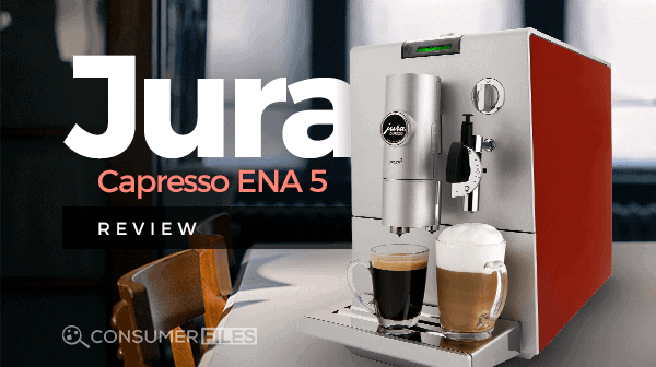 Jura-Capresso ENA 5 Review