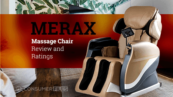 Merax Massage Chair Review and Ratings