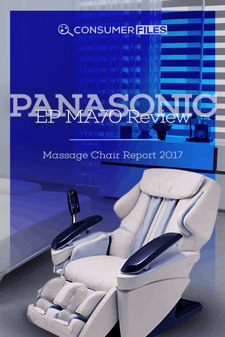 In This Panasonic Epma70 Massagechair Review Get A Look At Each Feature