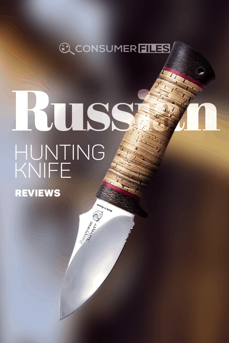Russian hunting knives are famous for being handmade using traditional techniques. We'll take a look at some of the more well-known Russian knife makers. @russian_knives @OlamicCutlery @kizlyar