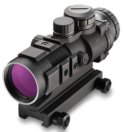 An Image of AR 332 for Where Are Burris Scopes Made