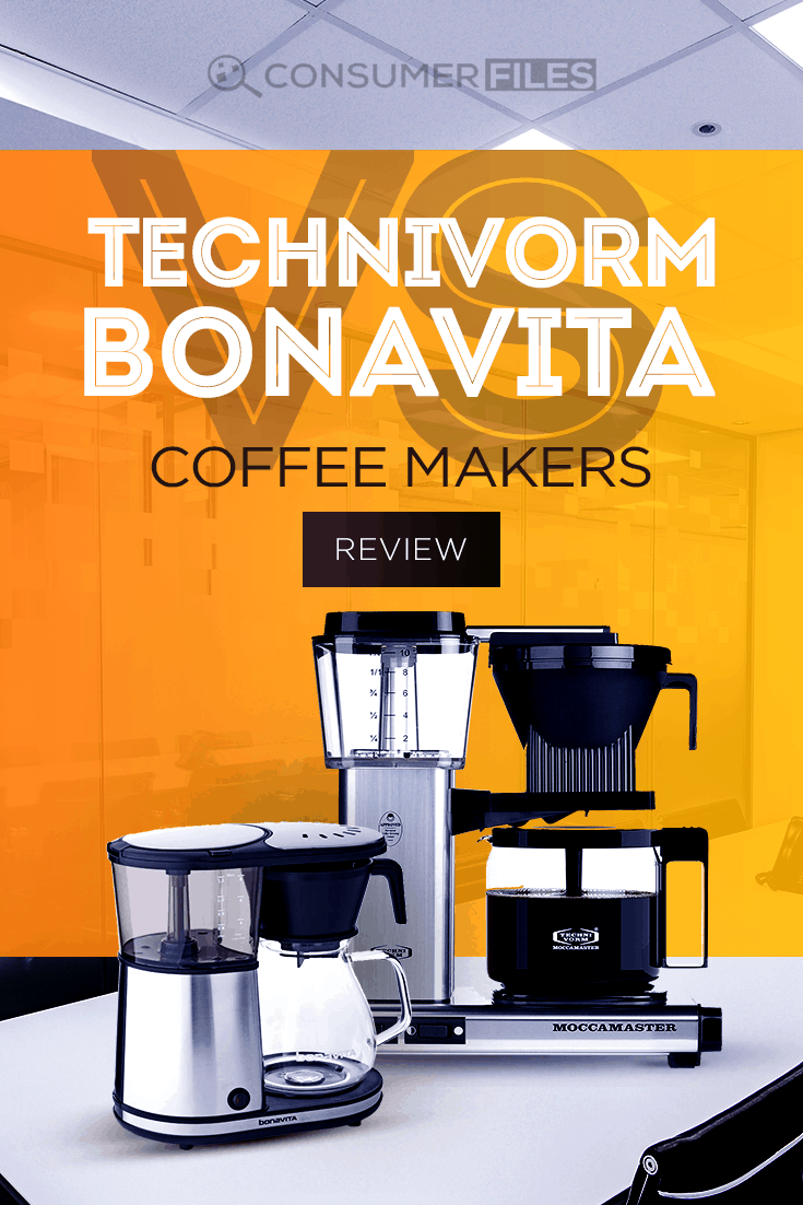 Debating which drip coffee machine to get for your home? Bonavita coffee maker vs technivorm? Check out our comparison review.