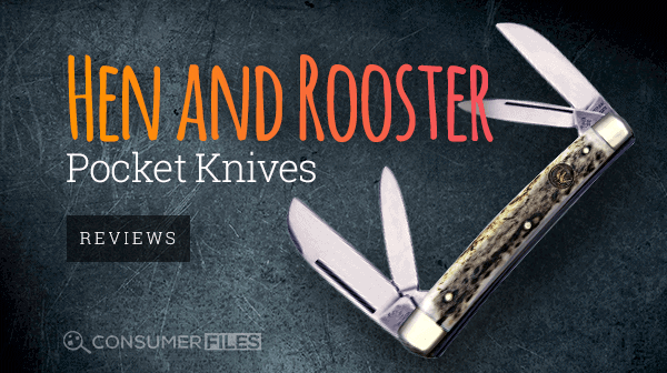 Hen and Rooster Pocket Knives Reviews 2018