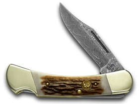 Hen_and_Rooster_Pocket_Knives_Reviews- Damascus Lockback-Consumer-Files-2
