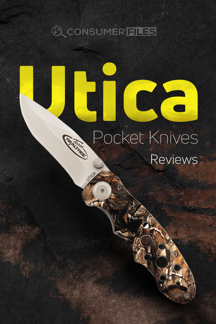 Utica pocket knives have been proudly made in the USA since 1910. Check out our list of some of their best pocket knives. @UticaCutlery