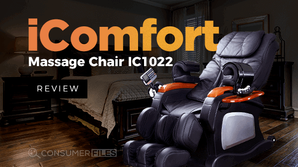 iComfort Massage Chair IC1022 Review 2018
