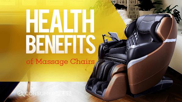 Health Benefits of Massage Chairs