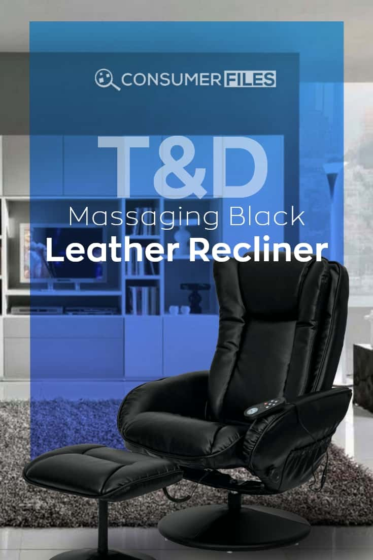 In this T&D massaging recliner review, learn about the features, plus see how it compares to the Human Touch WholeBody 5.1.