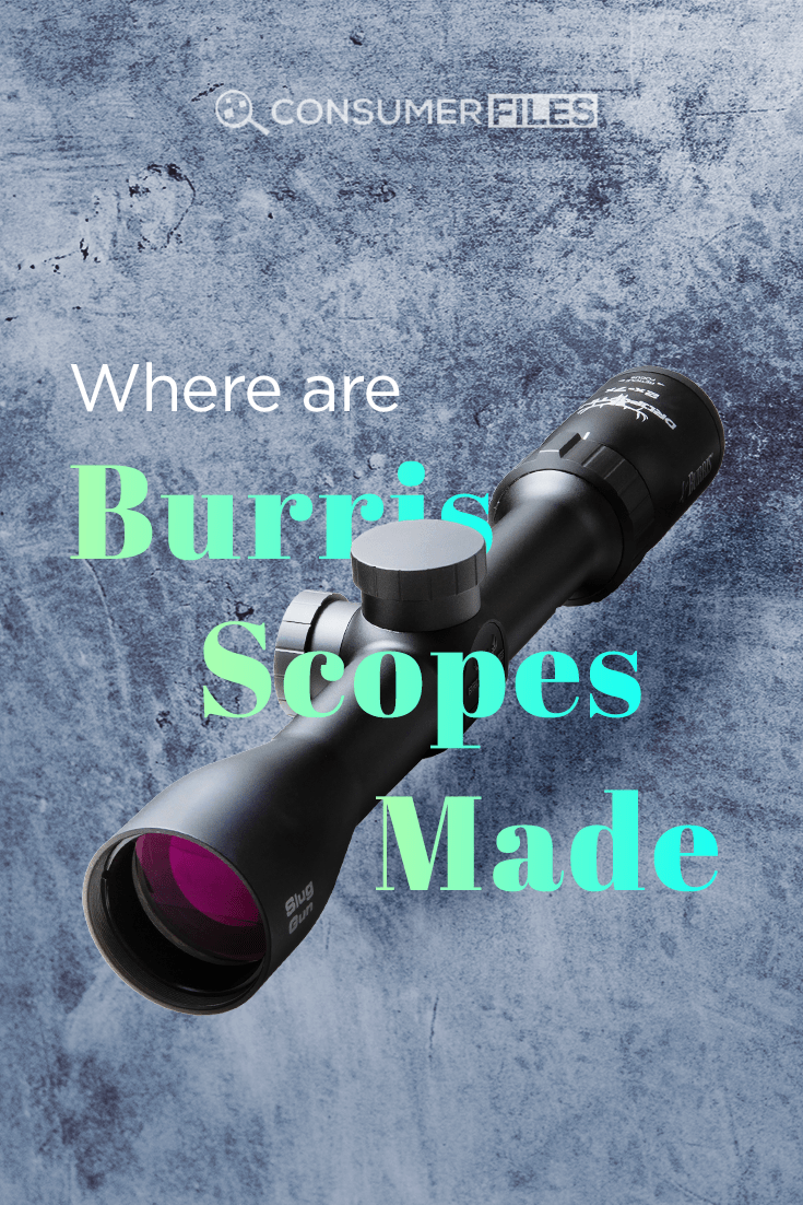 Have you ever wondered where are Burris scopes made? Find out the answer here and learn more about the history and production of these products. @burrisoptics