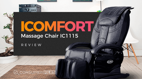 iComfort Massage Chair IC1115 Review