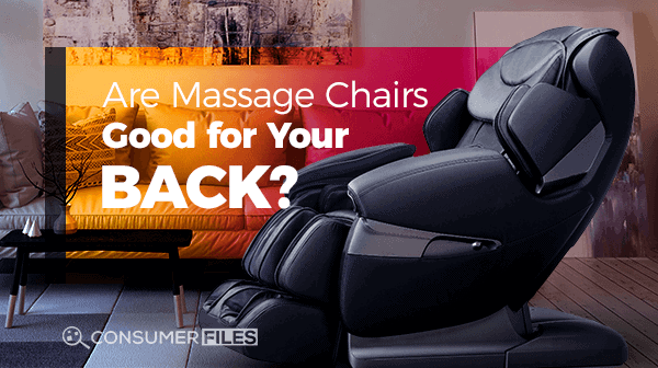 Are Massage Chairs Good For Your Back?