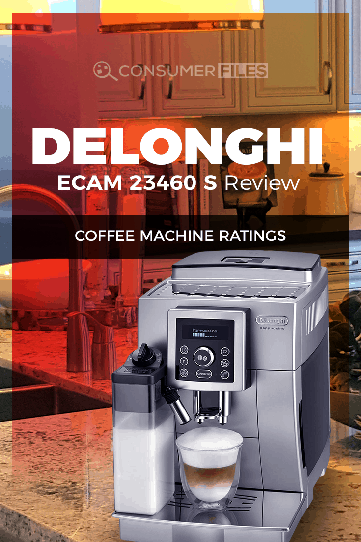 You won't want to miss our in-depth review of the Delonghi ECAM 23460 S. A great machine offered at a surprisingly low price! @DeLonghiUK