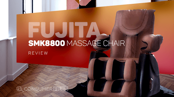 Fujita SMK8800 Massage Chair Review