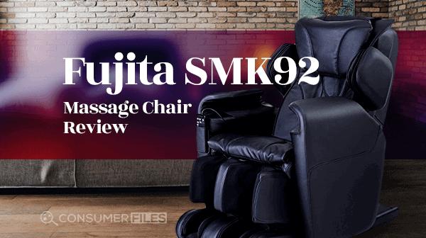 Fujita SMK92 Massage Chair Review