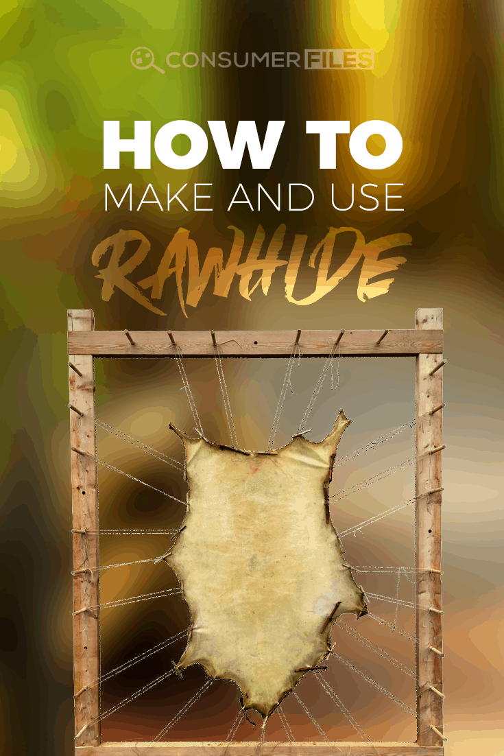 If you've ever wondered about making and using rawhide at home, this article's got you covered with detailed steps and helpful tips!
