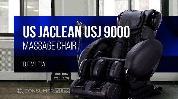 US Jaclean USJ 9000 Massage Chair Review