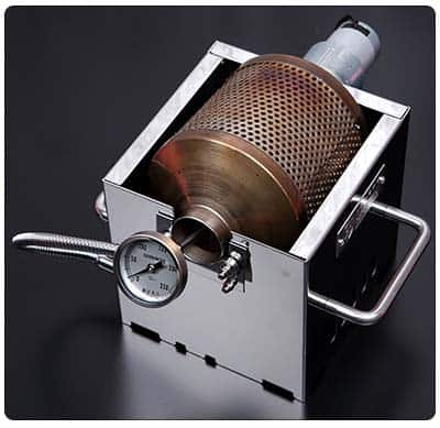 An image of Kaldi Mini coffee roaster