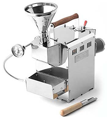 Front shot image of Kaldi Home roaster