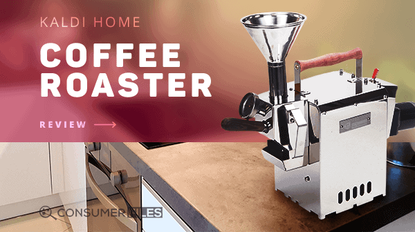 Kaldi Home Coffee Roaster Review 2018