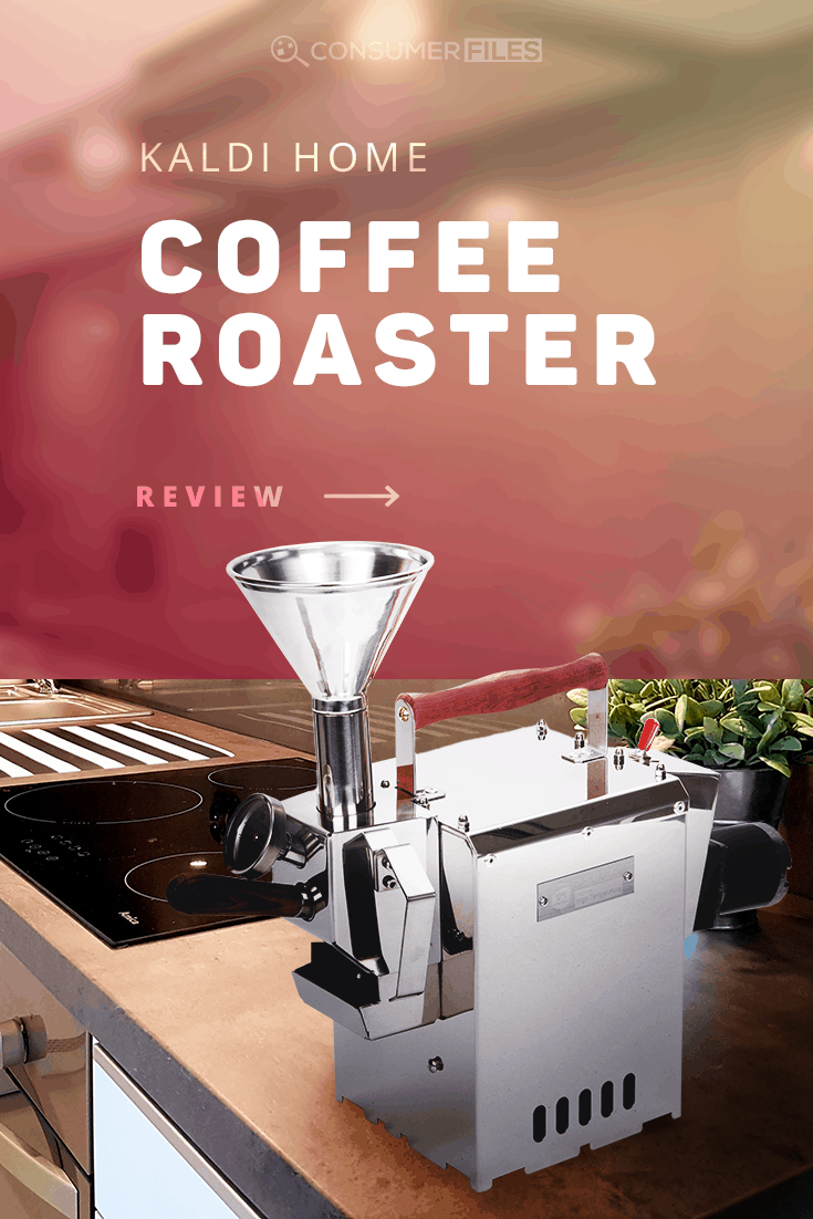 You won't want to miss our detailed Kaldi home coffee roaster review and find out how it compares to the Kaldi Mini roaster. These machines are amazing!