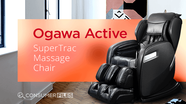 Ogawa Active SuperTrac Massage Chair Review 2018