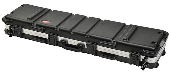 A Front Image of SKB ATA Double Rifle Case