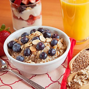 An Image of MultiGrain Cereal Food of Valley Food Storage