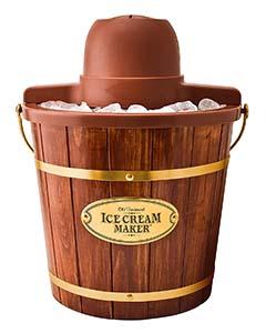 Bucket Style Ice Cream Maker